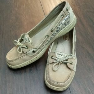 Sperry Top-Sider Leopard Boat Shoes
